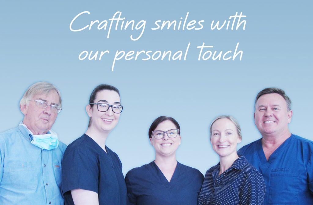 Stweart Road dental Doctors and Nurses